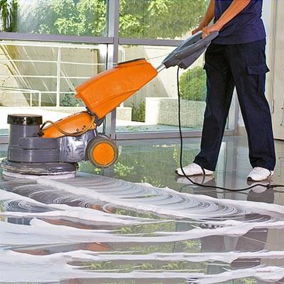 Pulizia pavimenti ufficio impresa Turbo Clean Expert Firenze ditta di pulizie