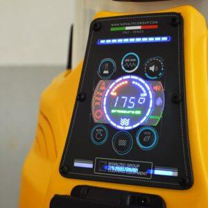 Disinfezione a vapore 180° Turbo Clean Expert CoronaVirus COVID19